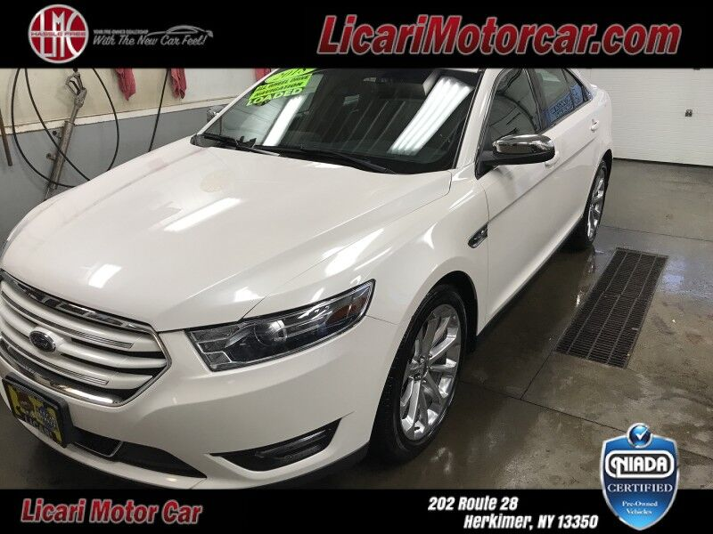 2018 Ford Taurus Limited Herkimer NY