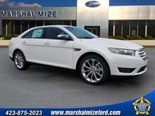 2018_Ford_Taurus_Limited_ Chattanooga TN