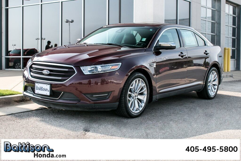 2018_Ford_Taurus_Limited_ Oklahoma City OK