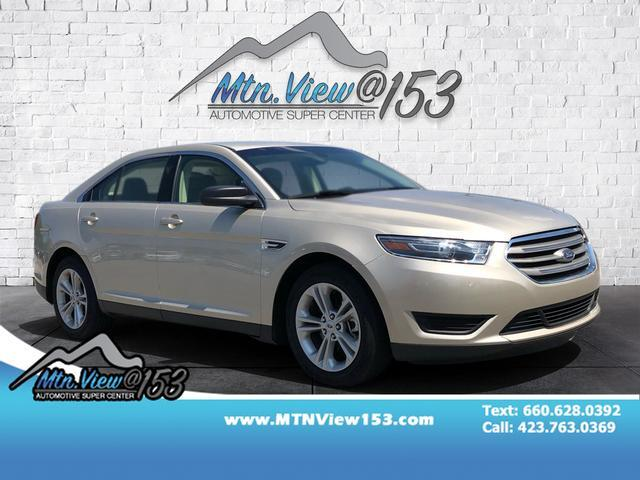 Mtn View Ford >> Used 2018 Ford Taurus Se Chattanooga Tn