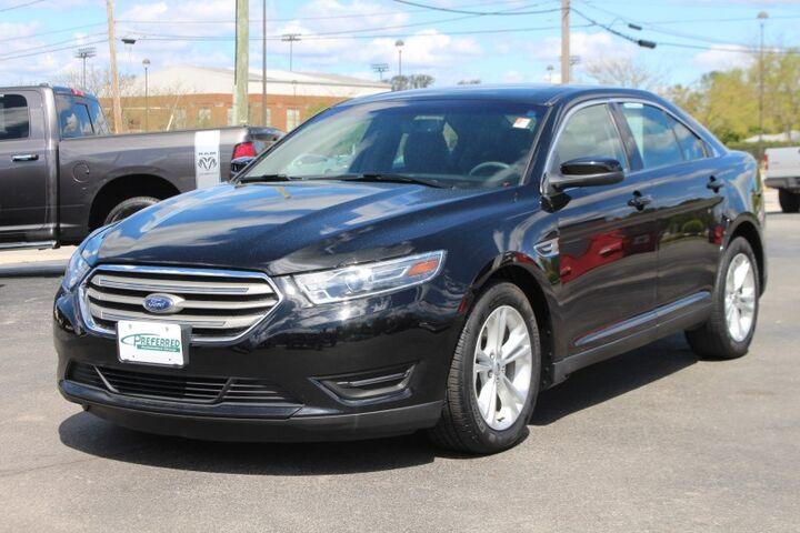 2018 Ford Taurus SEL Fort Wayne Auburn and Kendallville IN