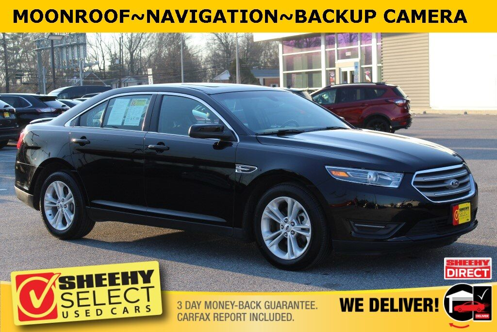 2018 Ford Taurus SEL Suitland MD
