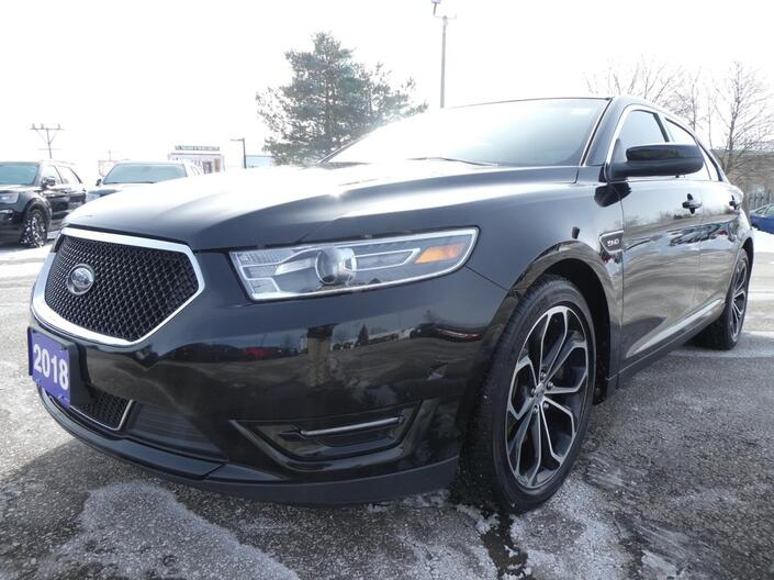 2018 Ford Taurus SHO | Navigation | Remote Start | Heated Seats Essex ON