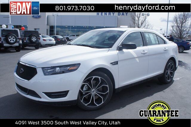 2018_Ford_Taurus_SHO_ West Valley City UT