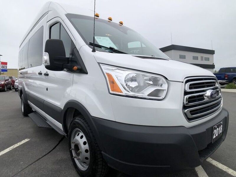 2018 Ford Transit 15 Passenger Wagon Dually XLT High Roof Eco-boost Previous Daily Rental