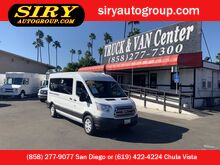 2018_Ford_Transit 15 Passenger Wagon_Mid Roof XLT_ San Diego CA