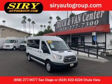 2018_Ford_Transit 15 Passenger Wagon_Mid Roof XLT_ San Diego CA
