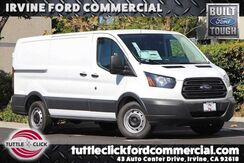 2018_Ford_Transit-150 Cargo Van_XL w/ Partition & Center Console_ Irvine CA