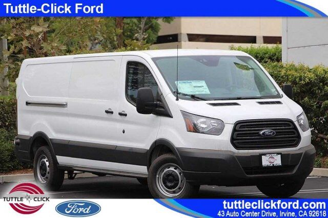 Tuttle Click Dodge >> 2018 Ford Transit-150 Cargo Van XL w/ Partition & Center Console Irvine CA 26520406