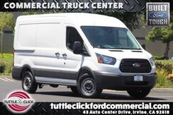 2018_Ford_Transit-150 Cargo Van_XL w/ Steel Partition_ Irvine CA