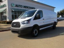 2018_Ford_Transit_150 Van Low Roof 60/40 Pass. 148-in. WB, BACKUP CAMERA, CARGO VAN_ Plano TX
