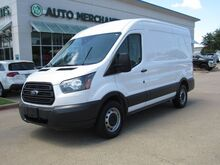 2018_Ford_Transit_150 Van Med. Roof w/Sliding Pass. 130-in. WB_ Plano TX