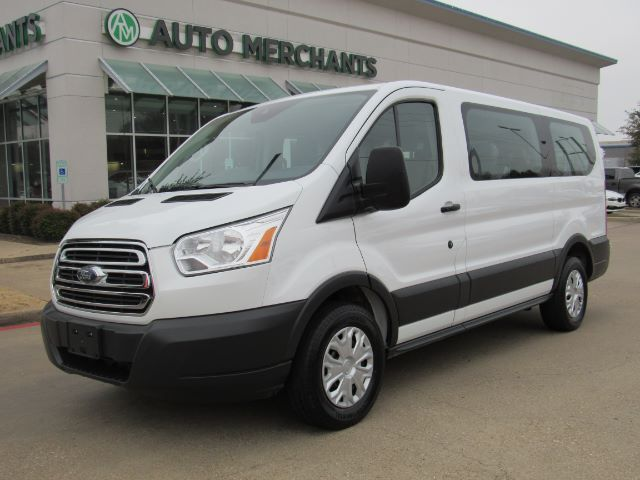 2018 Ford Transit 150 Wagon Low Roof XLT 60/40 Pass. 130-in. WB Plano TX
