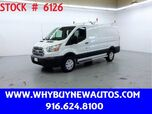 2018 Ford Transit 250 ~ Ladder Rack & Shelves ~ Only 11K Miles!