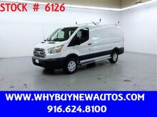 2018_Ford_Transit 250_~ Ladder Rack & Shelves ~ Only 11K Miles!_ Rocklin CA