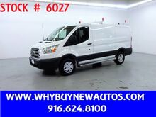 2018_Ford_Transit 250_~ Ladder Rack & Shelves ~ Only 12K Miles!_ Rocklin CA