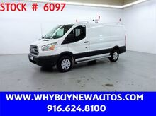 2018_Ford_Transit 250_~ Ladder Rack & Shelves ~ Only 14K Miles!_ Rocklin CA
