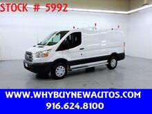 2018_Ford_Transit 250_~ Ladder Rack & Shelves ~ Only 15K Miles!_ Rocklin CA