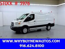 2018_Ford_Transit 250_~ Ladder Rack & Shelves ~ Only 6K Miles!_ Rocklin CA