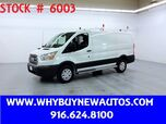 2018 Ford Transit 250 ~ Ladder Rack & Shelves ~ Only 7K Miles!