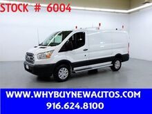 2018_Ford_Transit 250_~ Ladder Rack & Shelves ~ Only 7K Miles!_ Rocklin CA