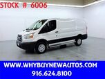 2018 Ford Transit 250 ~ Only 18K Miles!