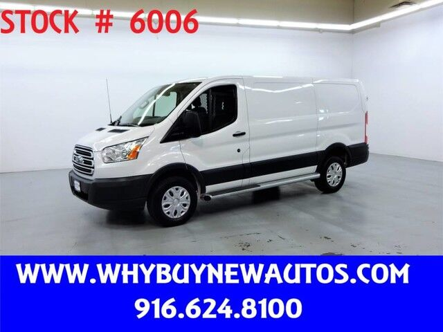 2018 Ford Transit 250 ~ Only 18K Miles! Rocklin CA