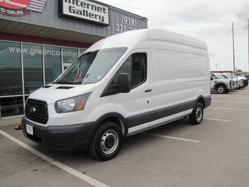 2018 Ford Transit 250 High Roof Cargo Van