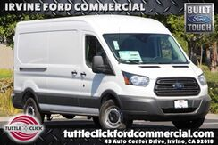 2018_Ford_Transit-350 Cargo Van_XL w/ Partition & 5lb. Fire Extinguisher_ Irvine CA