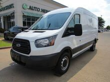 2018_Ford_Transit_350 Van Med. Roof w/Sliding Pass. 148-in. WB_ Plano TX