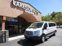 2018_Ford_Transit_350 Wagon Low Roof XLT 60/40 Pass. 148-in. WB_ Colorado Springs CO