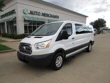 2018_Ford_Transit_350 Wagon Low Roof XLT 60/40 Pass. 148-in. WB_ Plano TX