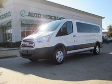 2018_Ford_Transit_350 Wagon Low Roof XLT w/Sliding Pass. 148-in. WB_ Plano TX