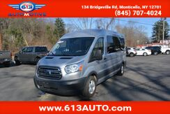 2018_Ford_Transit_350 Wagon Med. Roof XLT w/Sliding Pass. 148-in. WB_ Ulster County NY