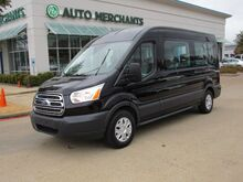 2018_Ford_Transit_350 Wagon Med. Roof XLT w/Sliding Pass. 148-in. WB_ Plano TX
