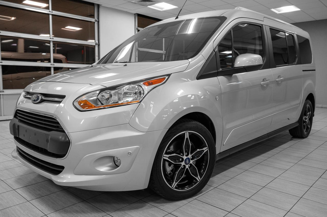 2018 Ford Transit Connect Wagon Titanium Peoria AZ