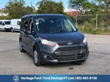 2018 Ford Transit Connect Wagon XLT South Burlington VT
