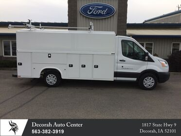 2018_Ford_Transit Cutaway_XL_ Decorah IA