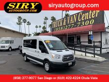 2018_Ford_Transit Mid Roof 15 Passenger Wagon_XLT_ San Diego CA
