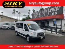 2018_Ford_Transit Passenger Wagon_15 Passenger Mid Roof_ San Diego CA