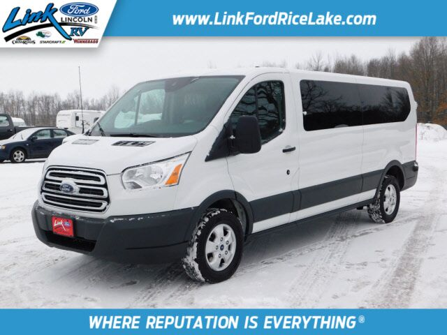2018 Ford Transit Passenger XLT Rice Lake WI