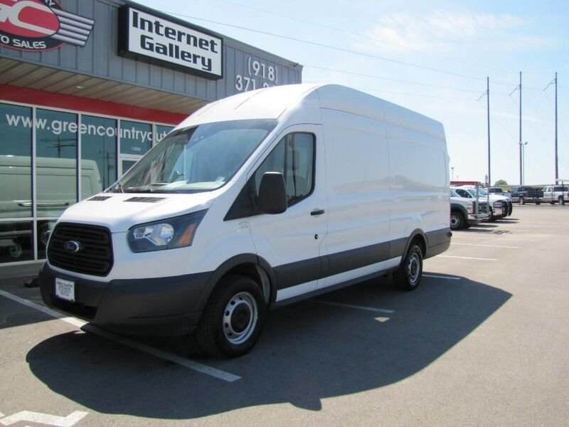 2018 Ford Transit T-250 Extended High Roof Cargo Van