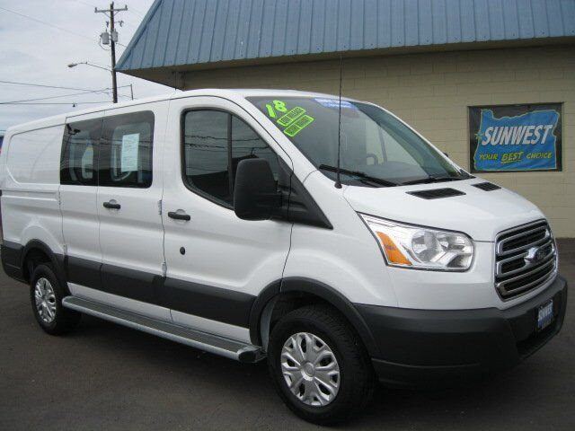 2018 Ford Transit Van  Newport OR