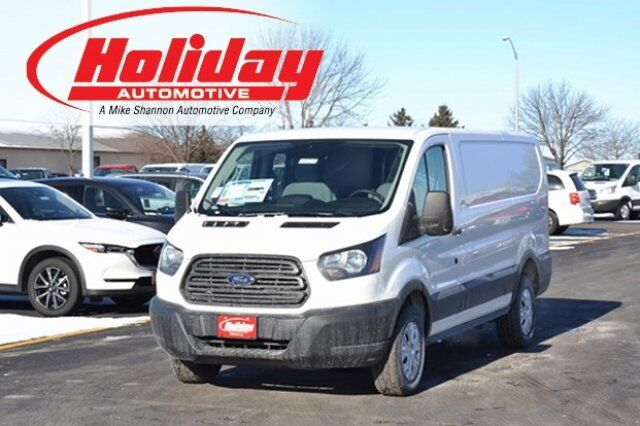 Vehicle Details 2018 Ford Transit Van At Holiday Ford