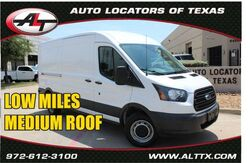 2018_Ford_Transit Van_MEDIUM ROOF CARGO_ Plano TX