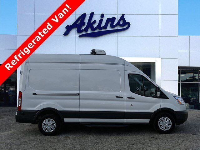 2018 Ford Transit Van Refrigerated