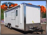 2018 Forest River Cargo Mate Denali Mobile Restroom Trailer Mesa AZ