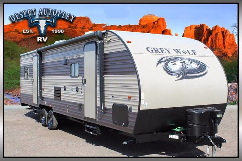 2018 Forest River Grey Wolf Limited 27RR Travel Trailer Mesa AZ