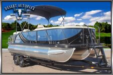 2018 Forest River Marine South Bay 523RS 2.75 Pontoon Boat