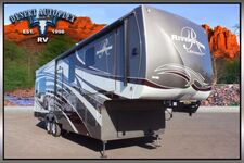 2018 Forest River Riverstone Legacy 34SLE Quad Slide Fifth Wheel